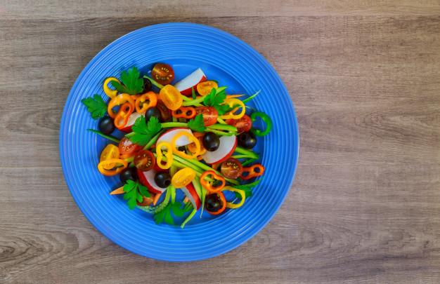 sunde grøntsagssnacks