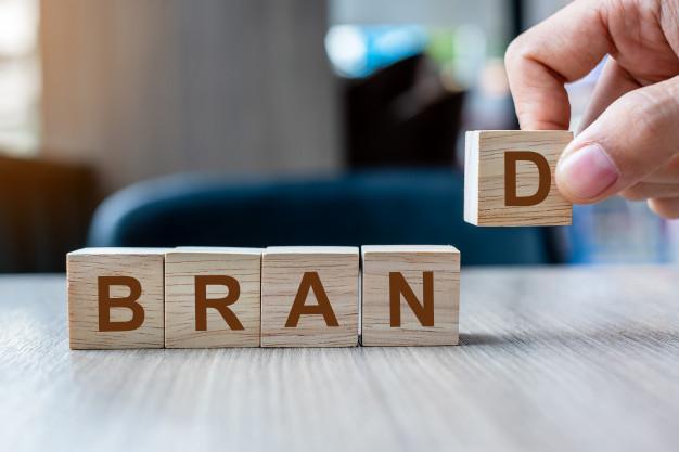 markedsføring af brand