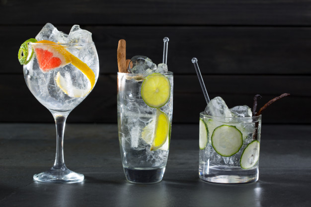 eksklusiv gin