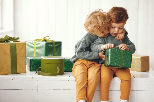 gaver til børn