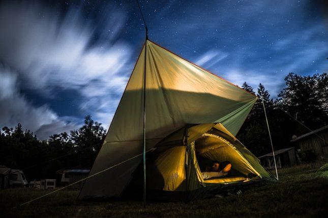 campingplads nær silkeborg